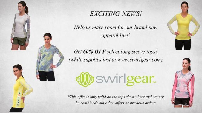 SwirlGear is having a sale!